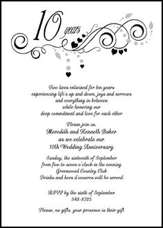The 317 best anniversary invitations images on pinterest enjoy the options and features of patented technology to customize wedding anniversary milestone flourish party invitations stopboris Gallery
