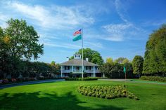 Click this pin for a list of off-the-course activities during Masters Week!