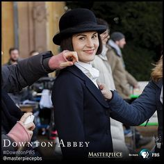 in-flagrante - you-had-me-at-downton:   @theladydockers  gets a...