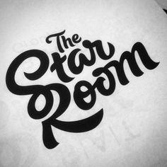 Star Room – Rob Clarke Type