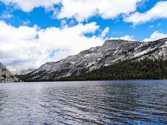 Tenaya Lake dans le Yosemite Park en Californie. La suite sur www.voyage-aux-etats-unis.com/j5-san-francisco-yosemite-park/