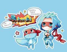 Happy Tree Friends (HTF)- Splendid #Anime