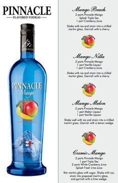 Pinnacle Mango