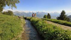 De historische waterroute | Zwitserland Toerisme