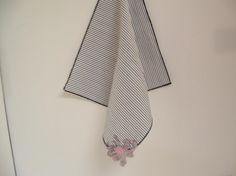 A dainty and unique handkerchief.
