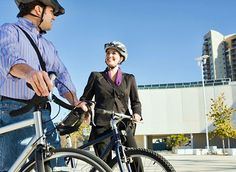 Riding your bike to work? Follow these 5 safety tips