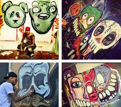 Chris brown and his art collection Black Pyramid Chris Brown, Chris Brown Art, Spray Paint Artwork, Chirs Brown, Graffiti Photography, Real Monsters, Graffiti Artwork, Weird Art, Street Art