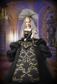 Venetian Muse Barbie doll NRFB Global Glamour Collection