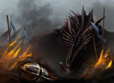 Aegon's Conquest by Corpsii