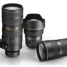 Lentes Nikon populares para grabar video de Nikon