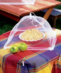 Another great find on #zulily! Large Nylon Food Tent #zulilyfinds