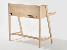 Wooden secretary desk / dressing table BELLE SIXtematic Collection by sixay furniture | design Szikszai László
