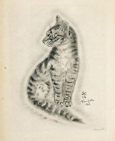 BOOKTRYST: Foujita's Great Rare Book Of Cats Est. $60K-$80K At Bonham's