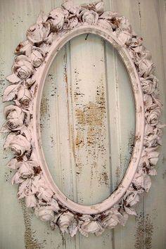 Beautiful bedroom mirror.