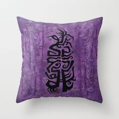 untitled #50 Throw Pillow