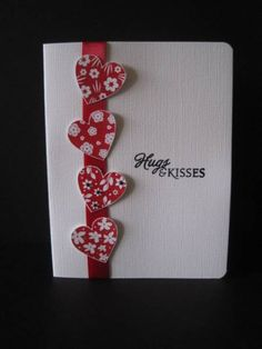 Hugs and Kisses by lisaadd - Cards and Paper Crafts at Splitcoaststampers