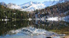 Der Reedsee im Kötschachtal Logs, Mountains, Nature, Travel, Bavaria Germany, Mountain Range, Naturaleza, Viajes, Traveling