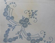 Flower Baskets  Vintage Iron-on Transfer  Webco 6428