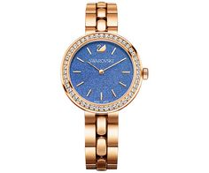 A luxurious and glamorous watch to take you from day to night. Specifications: case - stainless steel with a rose-gold tone coating featuring 48... Shop now
