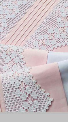 Hand crocheted border fillet crochet lace trim linear or Hand crochet lace trim cotton white edging sewing by woolnwhite – Artofit Crochet Lace Edging, Crochet Leaves, Crochet Borders, Crochet Trim, Crochet Doilies, Easy Crochet, Crochet Stitches, Knit Crochet, Crochet Flowers