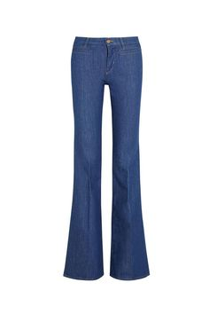 Enter 2015: Flares Are the New Boyfriend Jeans