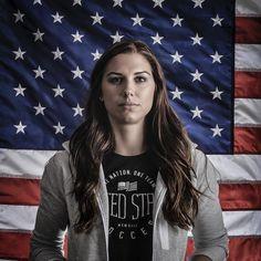 Alex Morgan USA