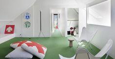 Villa di design in Australia - Living Corriere