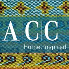 ACC Fine Furnishings announces the Bindah beaded accessory collection! #furniture #santafe