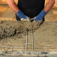 VIDEO: How to do a Pour-In-Place Concrete Countertop