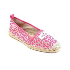 Kate Spade espadrilles. Really cute.