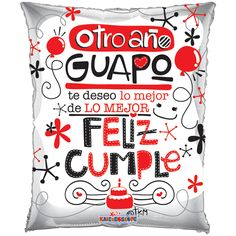 Everyday 2018 : Feliz Cumple Guapo JuniorShape