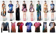 Sea Rewynd Make: Galaxy Print Inspiration