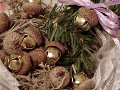Amazing Rustic Christmas Decorations And home interior ornament for how to make christmas ornaments