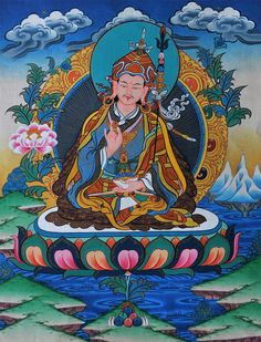 Tibet - Bouddhisme Tibétain