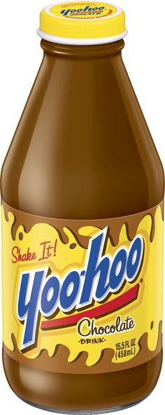 Summer days by the pool with Yoohoo. Yuck what was this stuff anyway?