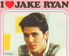Open Letter To Jake Ryan: I Don't Care If You're Not Real, My Love ...