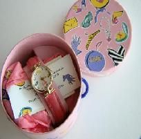 35TH ANNIVERSARY BARBIE WATCH BY FOSSIL