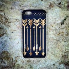 Arrow Phone Case Wooden Phone Case Wood iPhone 7 por ArlaLaserWorks