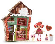 Lalaloopsy Mini Doll Choco Whirl-N-Swirl #Lalaloopsy