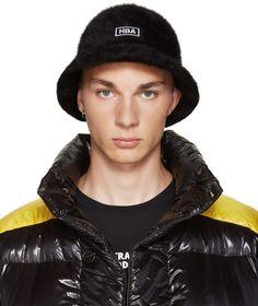 dd67a9aa084 Hood by Air - Black Kangol Edition Bucket Hat Hood By Air