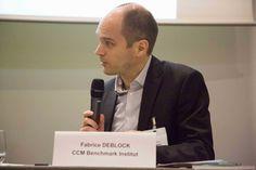 Fabrice Deblock, Directeur de conférences, CCM Benchmark