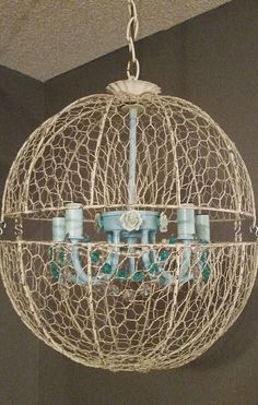 Check out this item in my Etsy shop https://www.etsy.com/listing/290342901/orb-chandelier-orb-light-fixture-shabby
