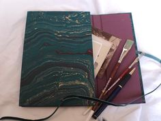 hideaway cased journal tutorial by Dea Fischer (pdf)