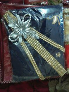 Saree Packing Idea