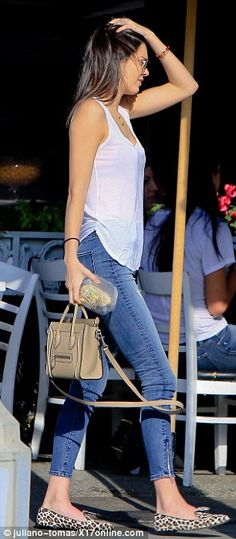 Kendall Jenner...
