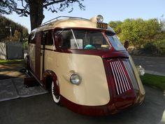 Camper Trailers, Camper Van, Rv Pictures, Vintage Rv, Vintage Campers, Teardrop Camper Trailer, Old Campers, Vintage Travel Trailers, House On Wheels
