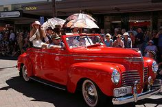 Napier Art Deco Weekend 2014