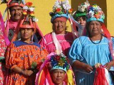 Tarahumara people http://en.wikipedia.org/wiki/Textiles_of_Mexico