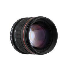 >> Click to Buy << JINTU Super 85mm F1.8-F22 Manual Focus Portrait Fix Prime Lens for NIKON D800 D700 D610 D600 D5100 D5200 D3100 D3200 D90 Camera #Affiliate