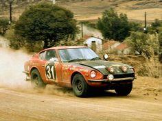 Datsun 240Z Safari Rally